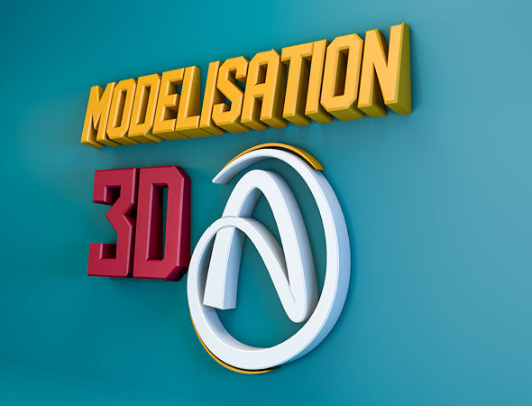 Airdecom modélisation et rendu 3D